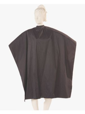 Multi Purpose bleach resistant salon cape, Cutting Cape Silkara Iridescent Fabric - Available in 10 Colors!