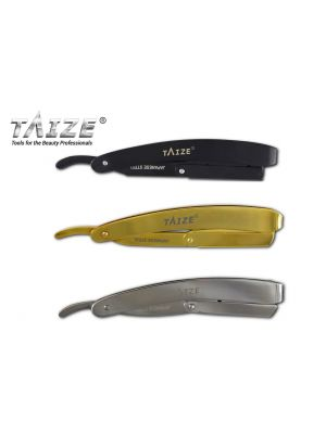 Durable, Stainless Steel Design TAIZE® Straight Razors