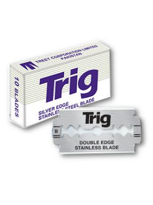 Trig Silver Edge Stainless Blade